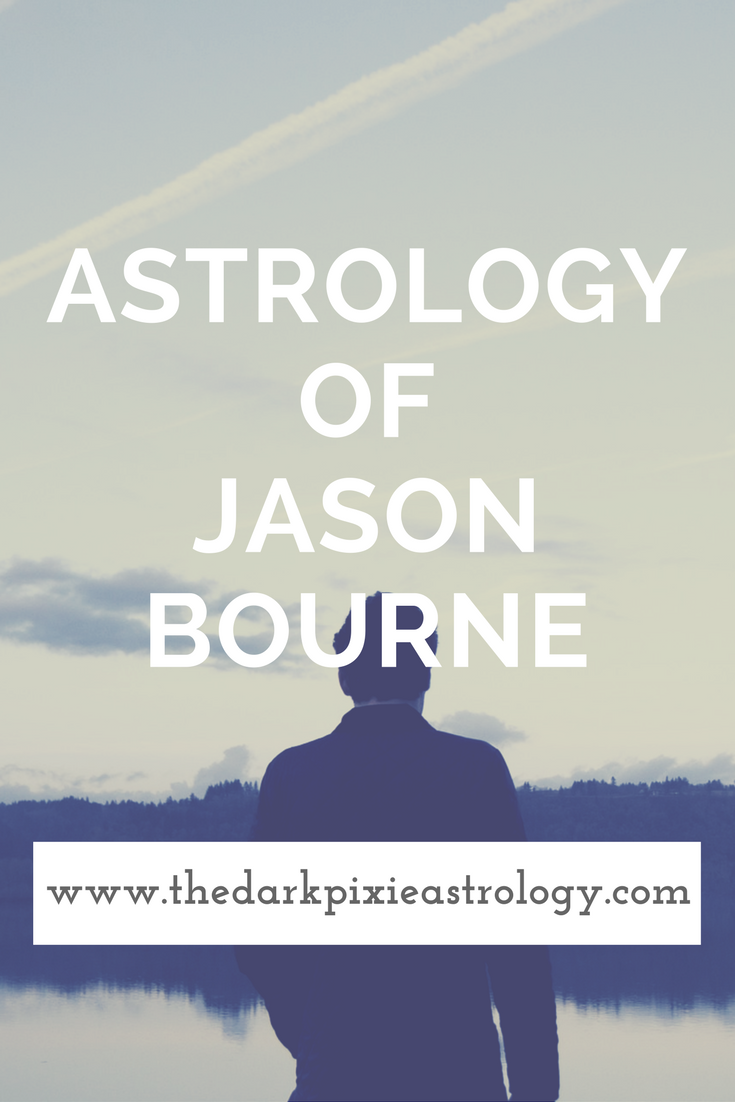 Astrology of Jason Bourne - The Dark Pixie Astrology