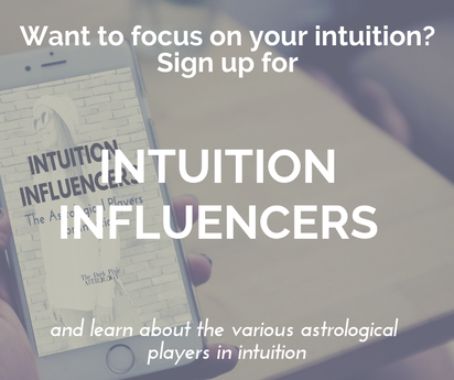 Intuition Influencers - The Dark Pixie Astrology