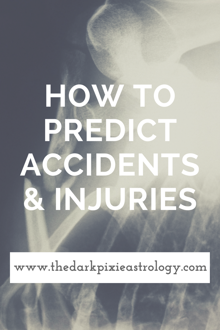 How to Predict Accidents & Injuries