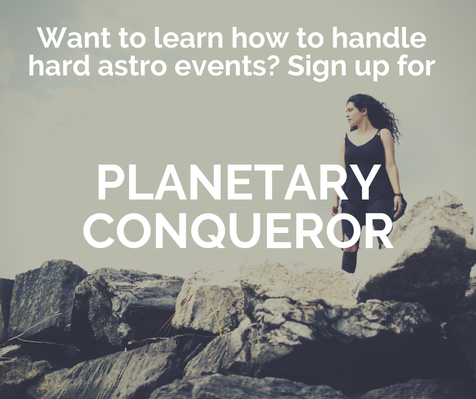 Sign up for the email series, Planetary Conqueror, and learn how to handle the hardest astro events!