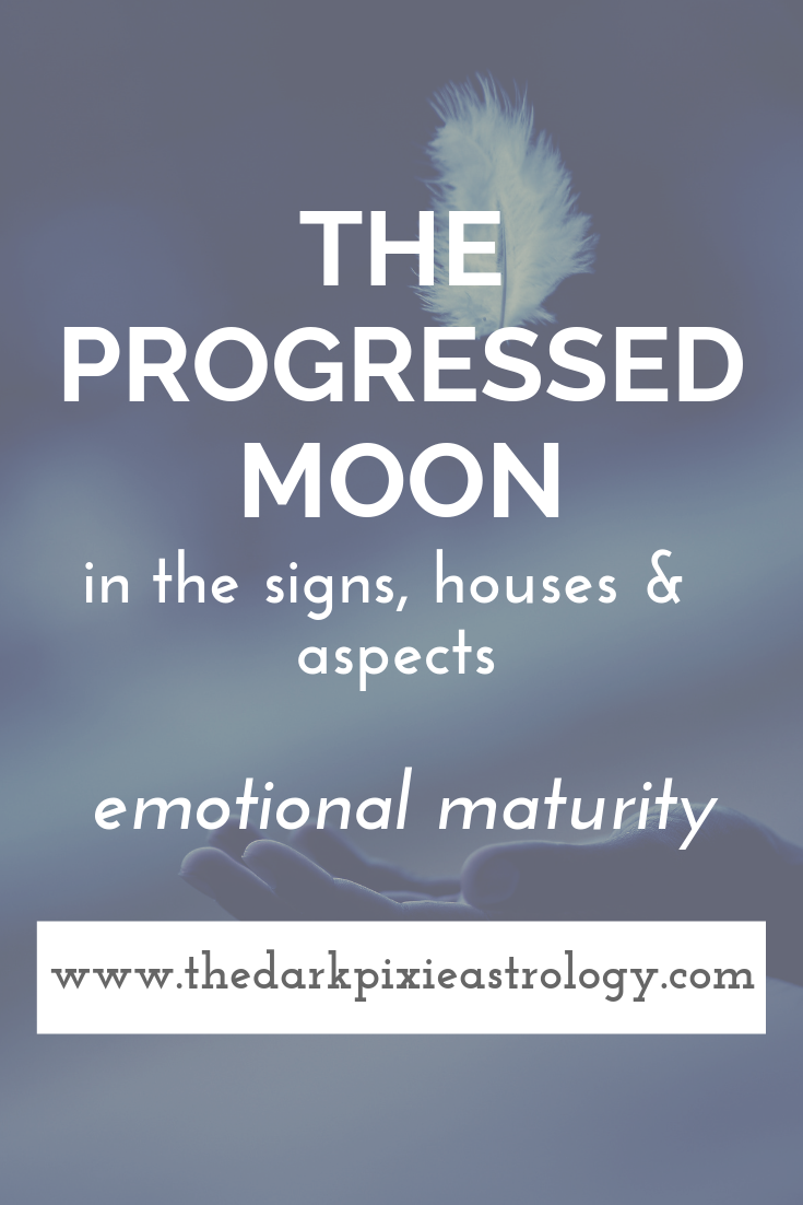 The Progressed Moon