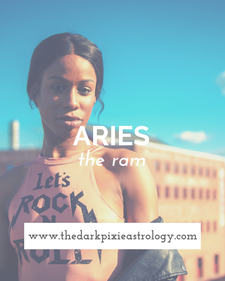 Aries 2020 Horoscope on The Dark Pixie Astrology