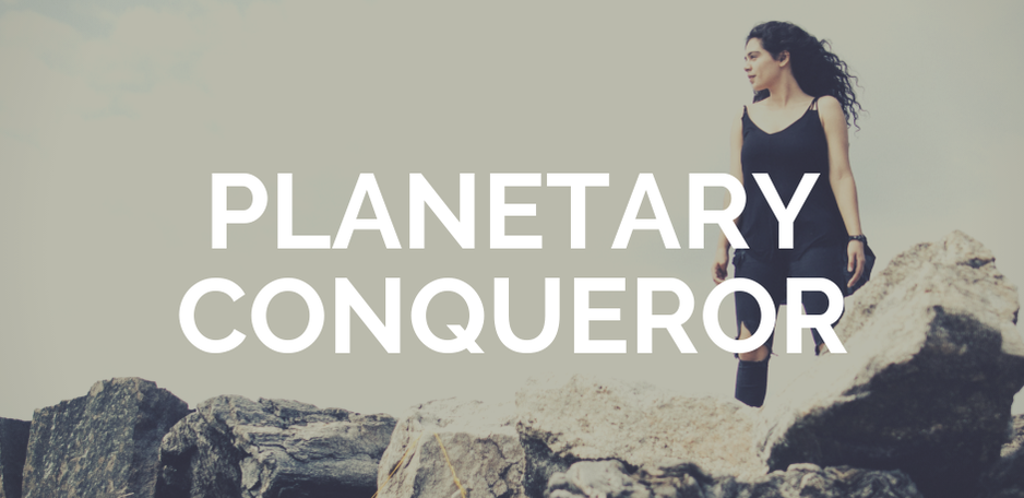 Planetary Conqueror - The Dark Pixie Astrology