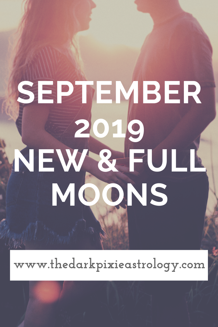September 2019 New & Full Moons: Full Moon in Pisces & New Moon in Libra - The Dark Pixie Astrology